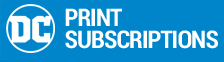 DC Comics Print Subscriptions